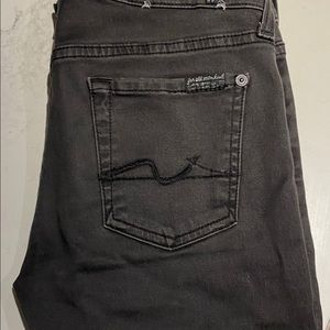 Seven jeans Gwenevere dark grey